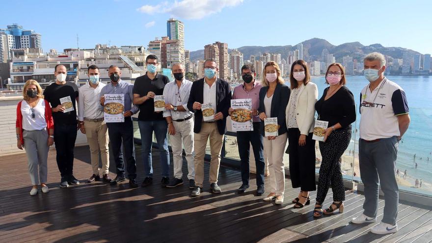 Benidorm promocionará su gastronomía con las X Jornadas de Arroces de la Tierra