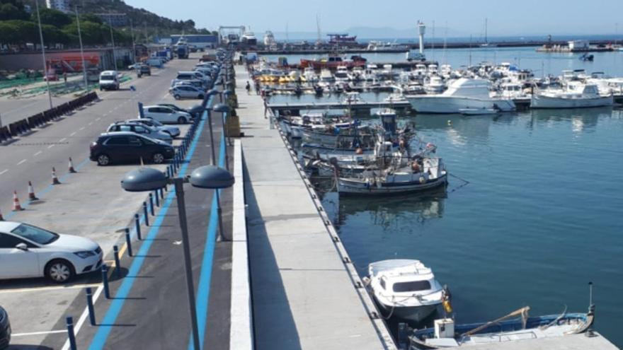 Roses projecta un «hub» marítim sostenible al port que promogui la mobilitat elèctrica