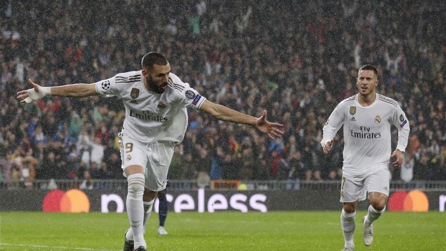 Recital de autoridad sin premio para el Real Madrid