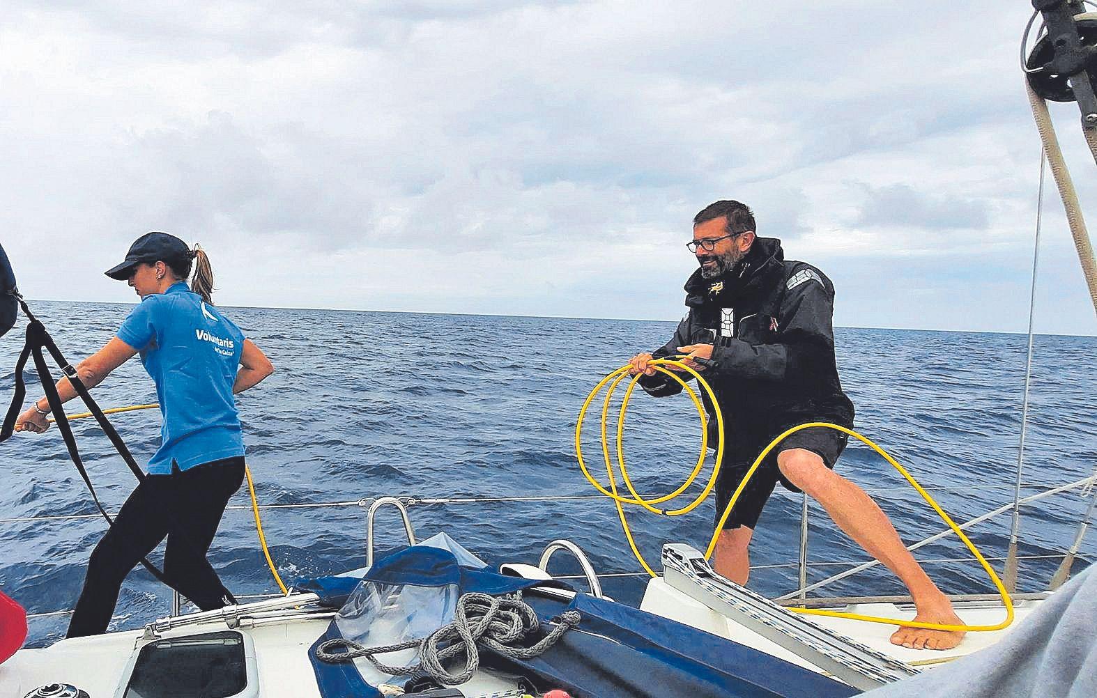 El mar como terapia en Projecte Home