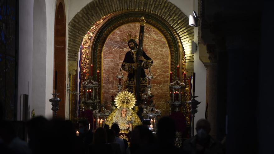 Lunes Santo. Hermandad de La Vera Cruz