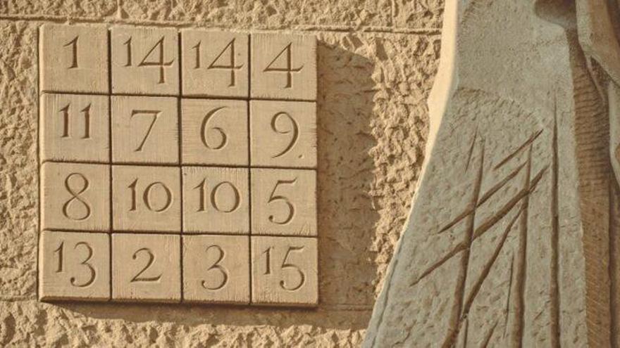 Los cuadrados mágicos se vuelven cuánticos