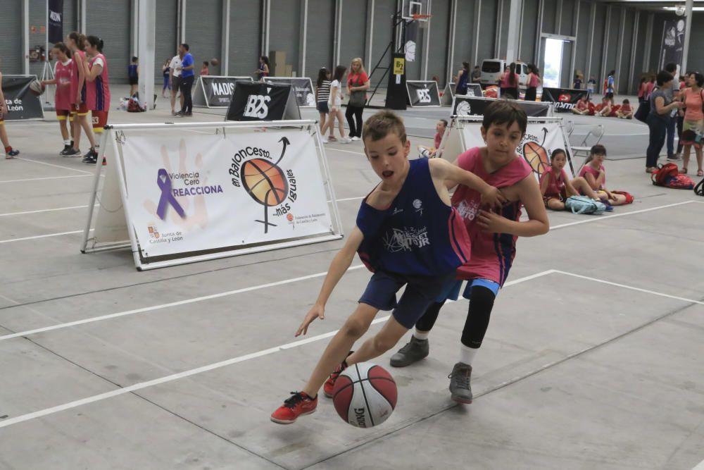 3x3 Street Basket Tour en IFEZA