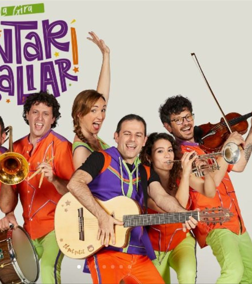 El Pot Petit ajorna el concert al Portalblau de l'Escala per un positiu de Covid al grup