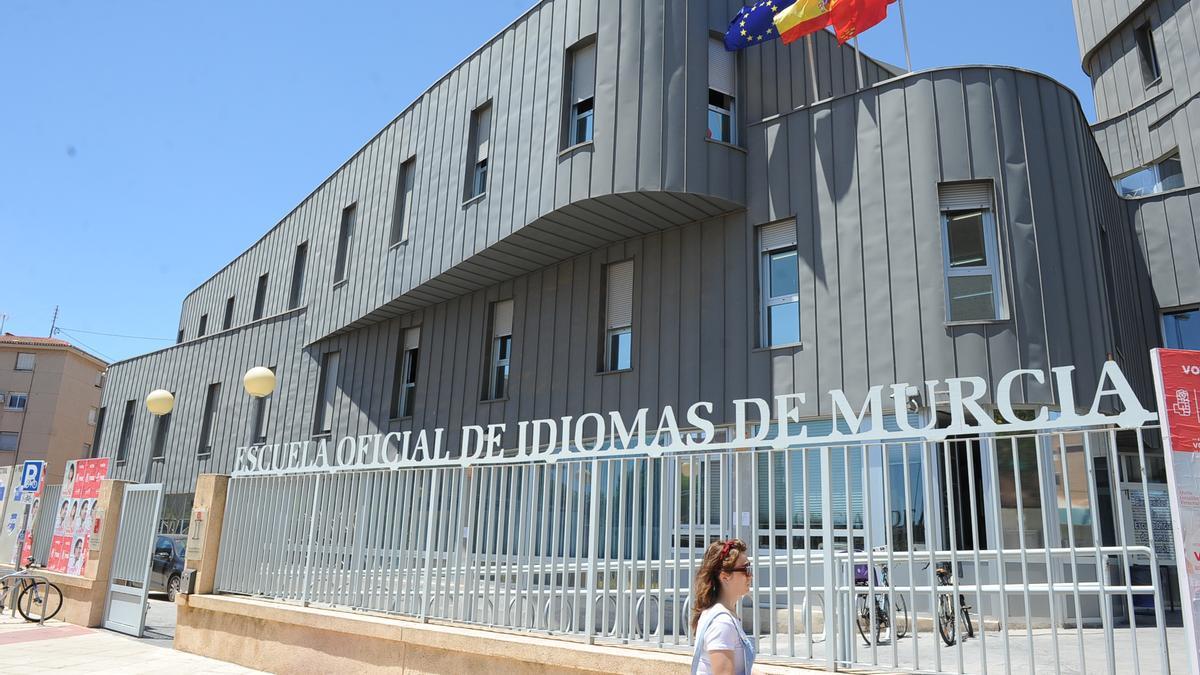 La Escuela Oficial de Idiomas de Murcia