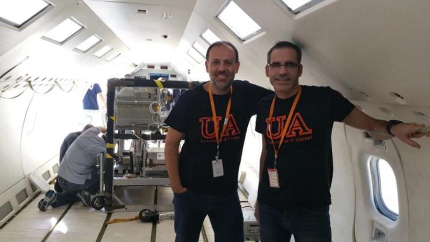 Un dispositivo de la UA viajará al espacio con la NASA para generar agua y energía con la orina