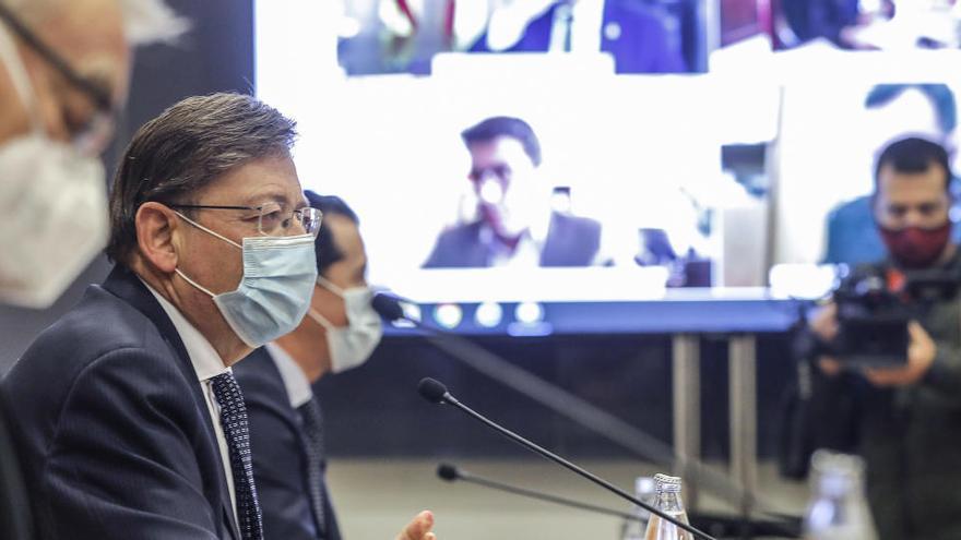 La Comunidad Valenciana limita a los convivientes las reuniones en las casas
