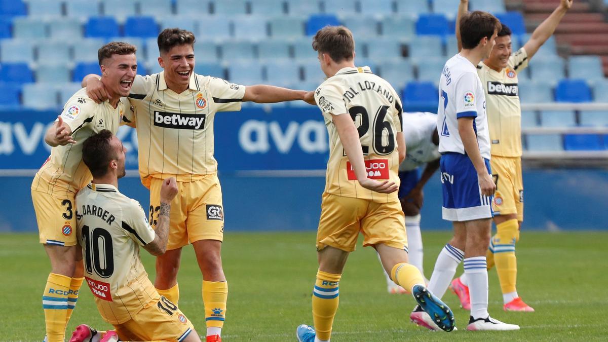 El Espanyol regresa a LaLiga Santander.