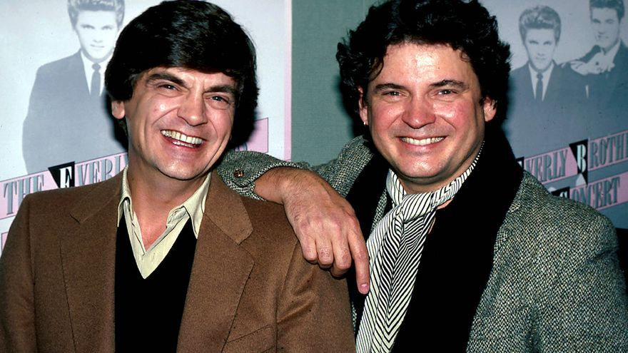 Muere el músico Don Everly, del famoso dúo 'Everly Brothers'