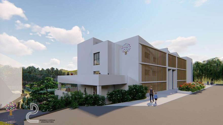 El colegio British School of Málaga, en Cerrado de Calderón, ampliará sus instalaciones con un nuevo edificio de Primaria