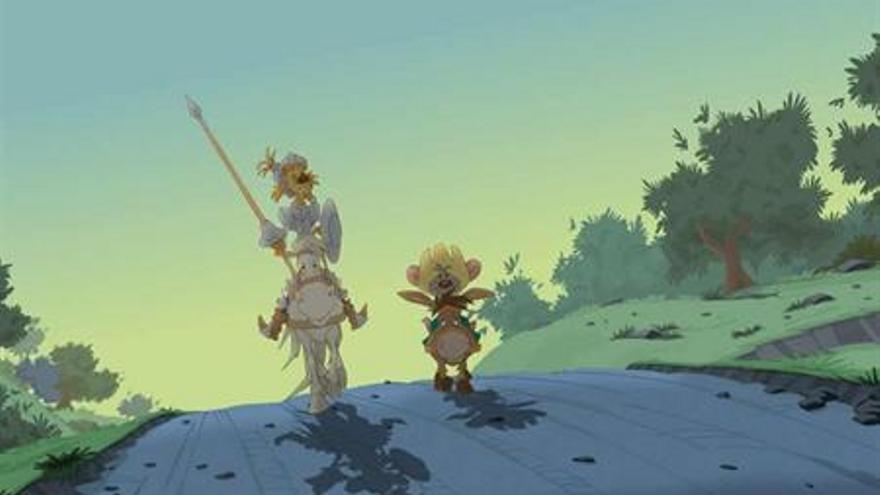 Las Aventuras de Don Quijote