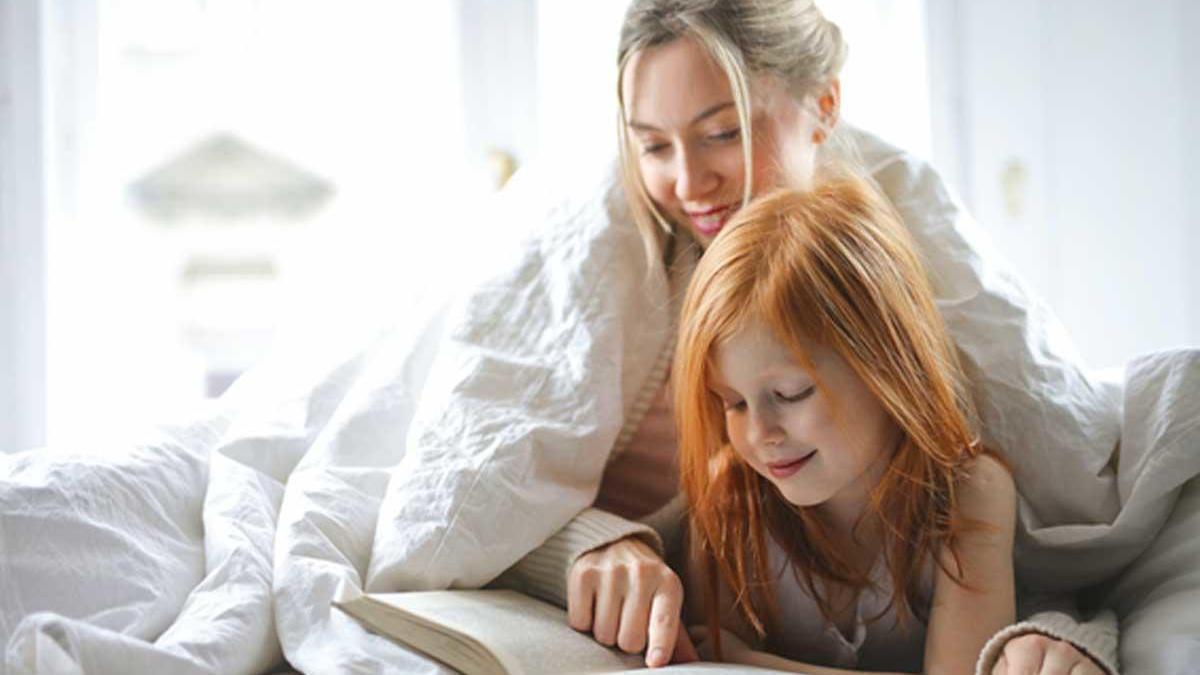 Diez libros indispensables para leer con tus hijos esta cuarentena.