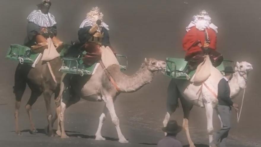 Cuenta atrás para la visita de los Reyes Magos a Yaiza este 5 de enero