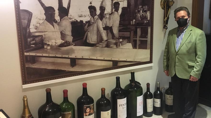 La nueva esencia del Restaurante Santiago