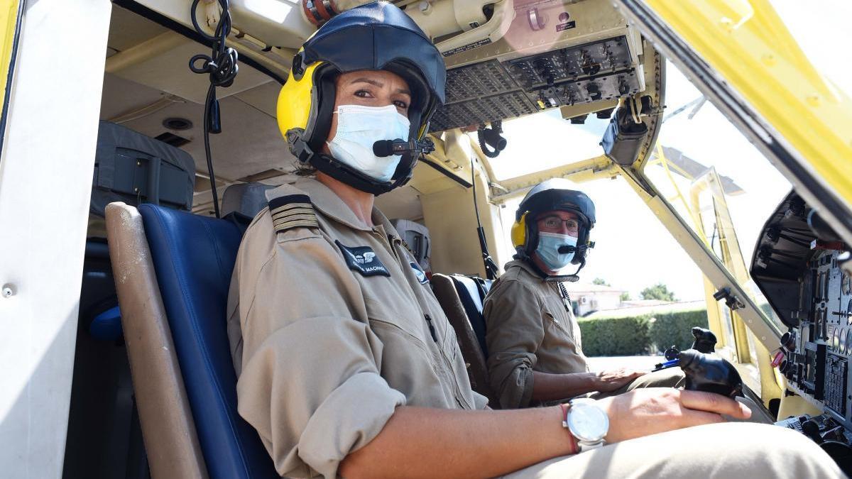 """""""Volamos bajo, con otras aeronaves y sobre fuego"""""""