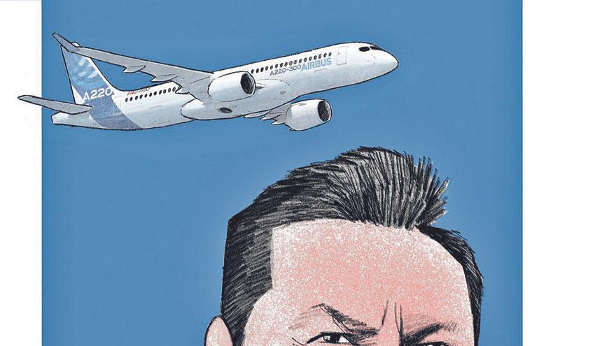Alberto Gutiérrez, nuevo jefe de Airbus: Un navegante en la cúpula aeroespacial