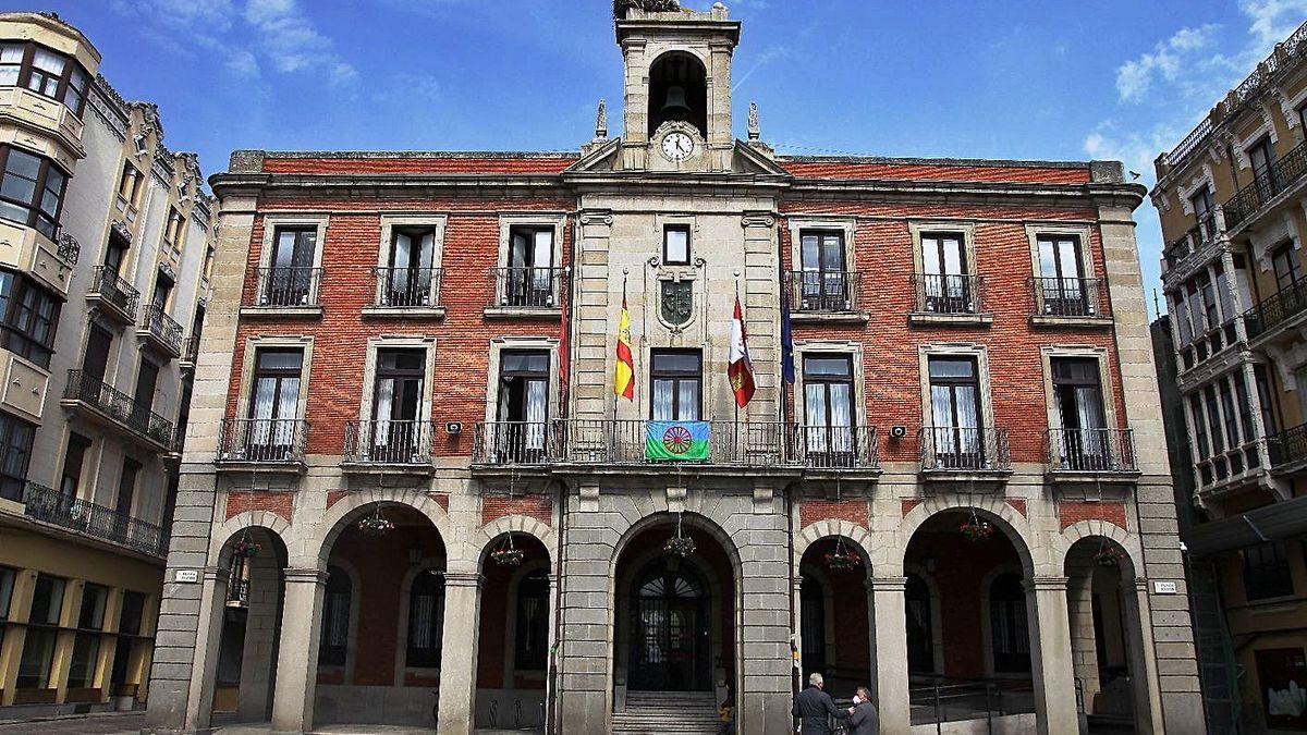 Ayuntamiento de Zamora.