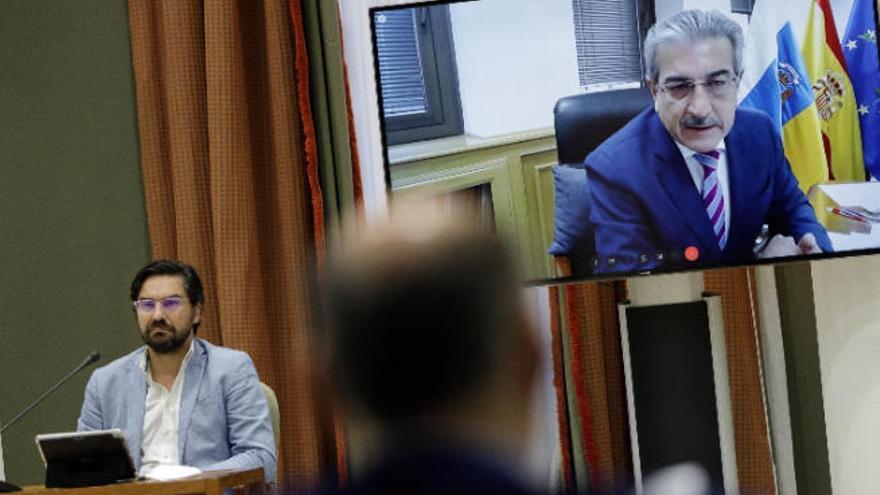 """Canarias hará """"lo que sea"""" para evitar recortes en servicios públicos e inversiones"""