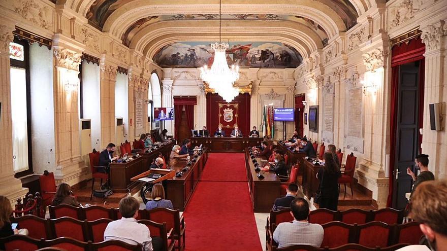 De la Torre defiende la estabilidad del equipo de gobierno de Málaga