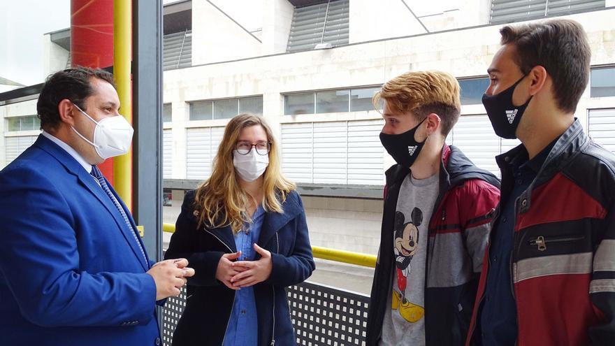 Los Porches del Audiorama firman un acuerdo con la International Students Association Zaragoza