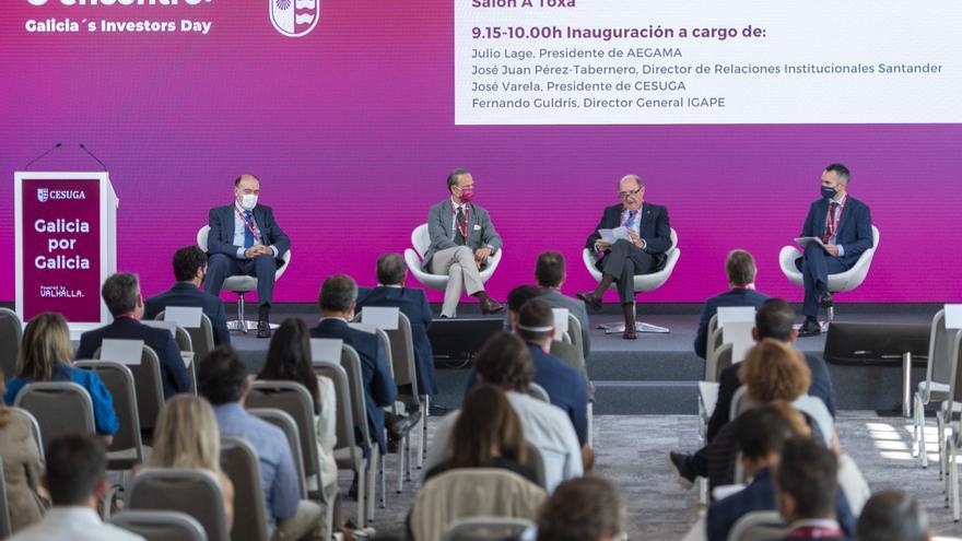 A Toxa late como corazón empresarial de Galicia