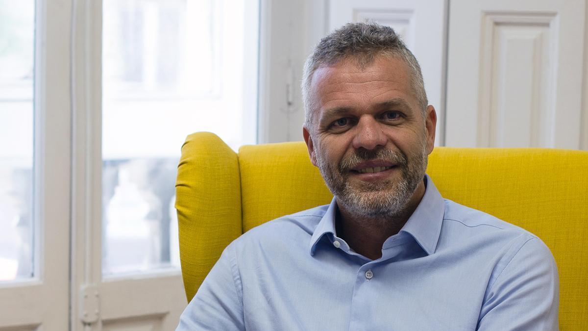 Andy Stalman, experto en «branding», es el embajador del ciclo de eventos i-Talks 2021, organizado por el Grupo Prensa Ibérica.
