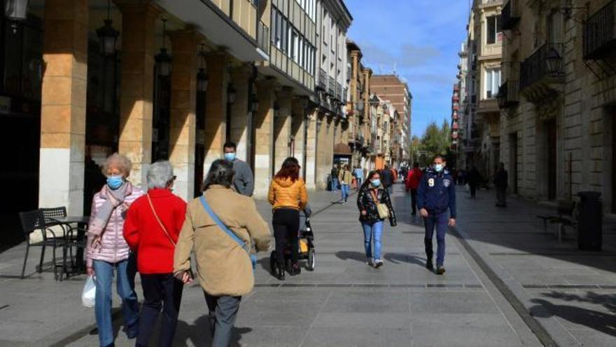 León y Palencia, confinadas desde este martes