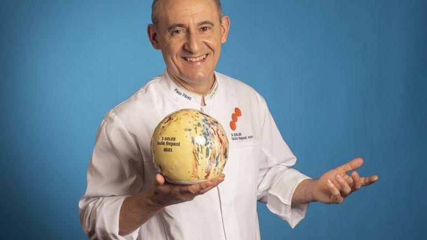 La Guia Repsol premia el restaurant Miramar de Paco Pérez amb el tercer sol