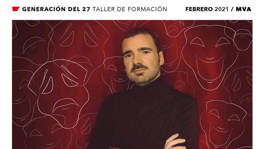 El Centro del 27 de la Diputación impartirá un taller de escritura dramática a cargo del almeriense Julio Béjar