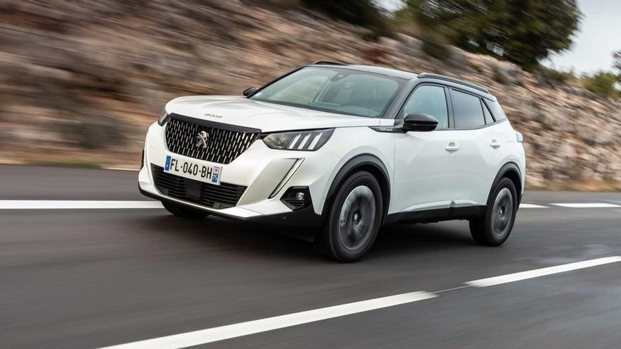 Tres coches fabricados en España, en el top 10 de los más vendidos de Europa