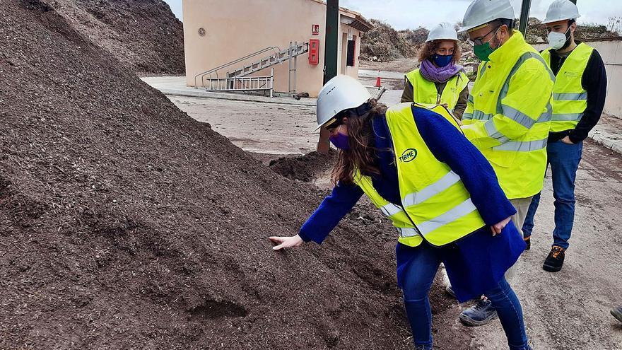 El Consell proyecta cinco plantas de compost con materia orgánica que producirán 80.000 toneladas