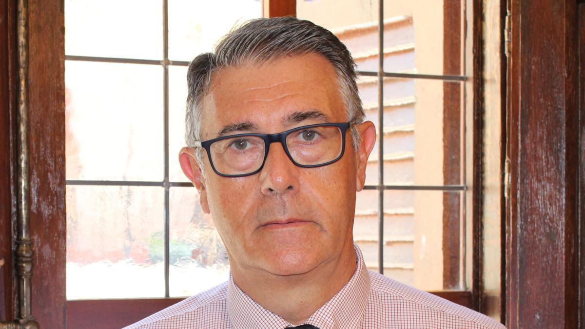 Mario Urrea, presidente de la CHS