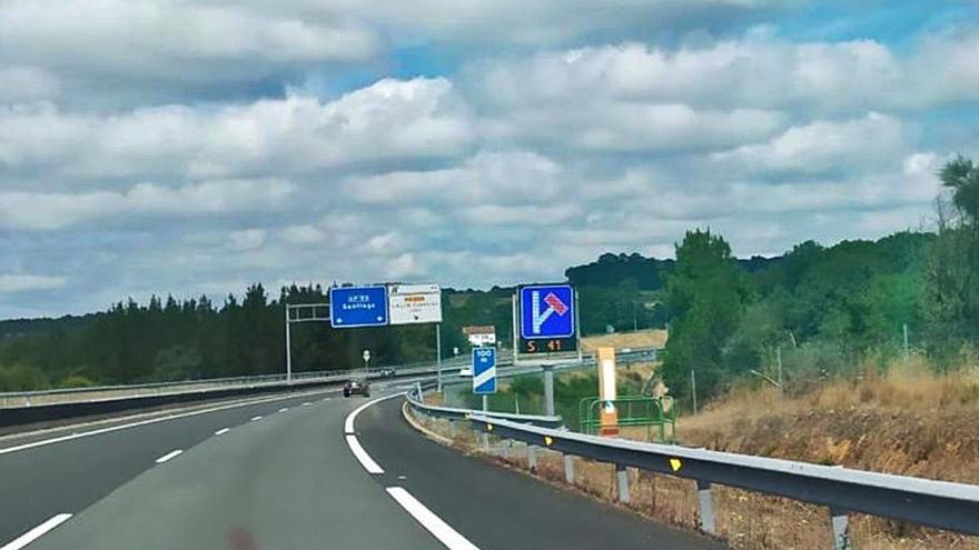 La autopista a Santiago es ahora la más cara de Galicia al aplicarse deducciones en la AP-9