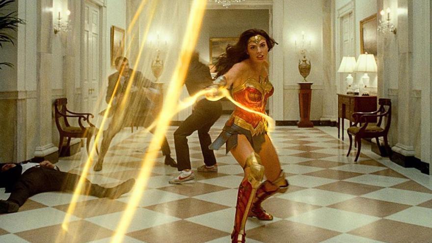 'Wonder Woman 1984' se pospone hasta finales de año