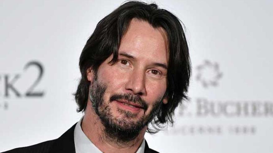 Keanu Reeves se cuela en el nuevo tráiler de Bob Esponja