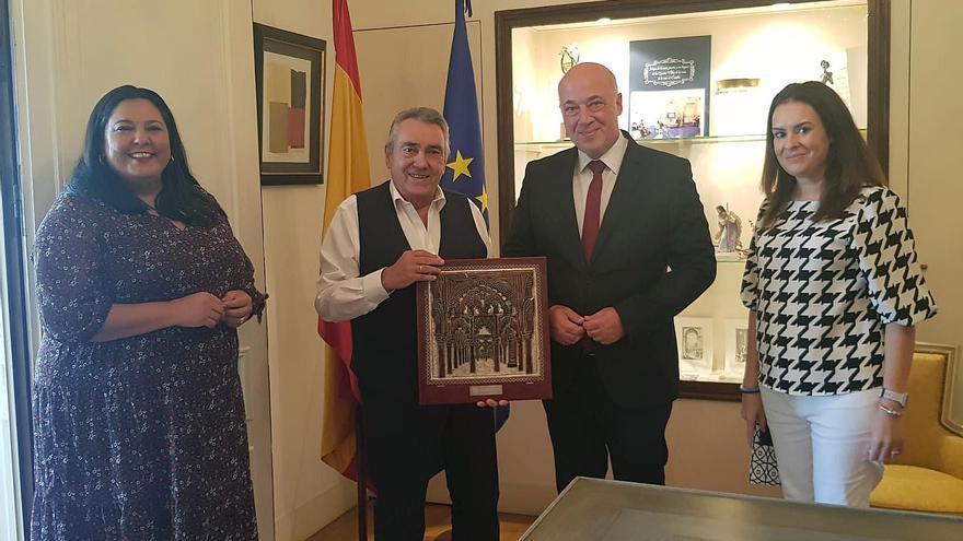 La Diputación de Córdoba presenta en París el destino turístico 'Provincia de Córdoba'