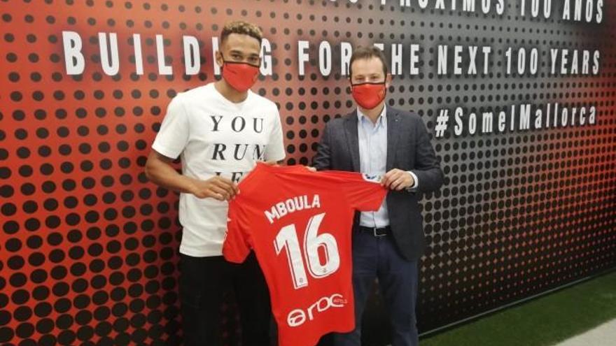 Mboula cambia el Sporting por el Mallorca
