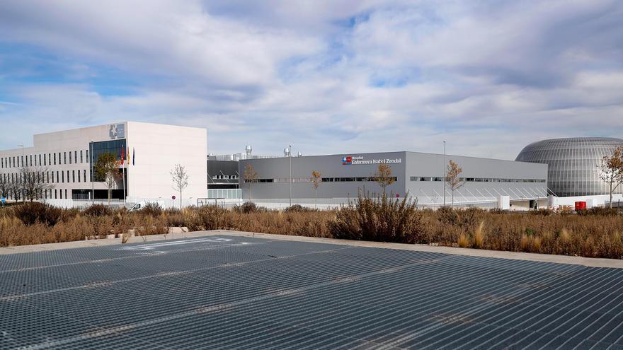 Madrid confirma el coste del hospital Isabel Zendal: 153 millones de euros