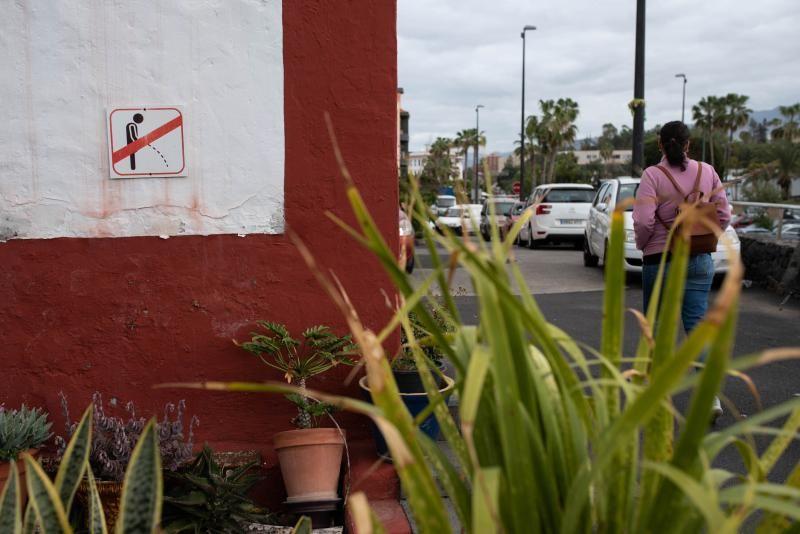 Situación del barrio de Punta Brava, en Puerto de la Cruz