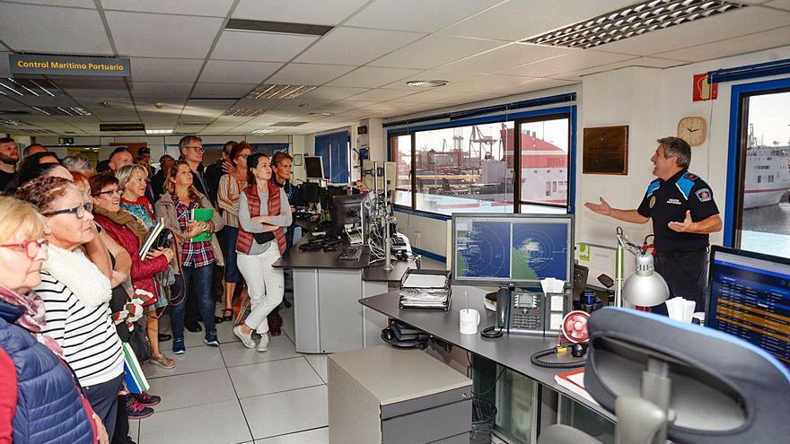 El Puerto retoma las visitas didácticas con un protocolo contra la Covid-19