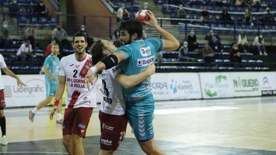 La Asobal propone a Javi García al MVP de octubre