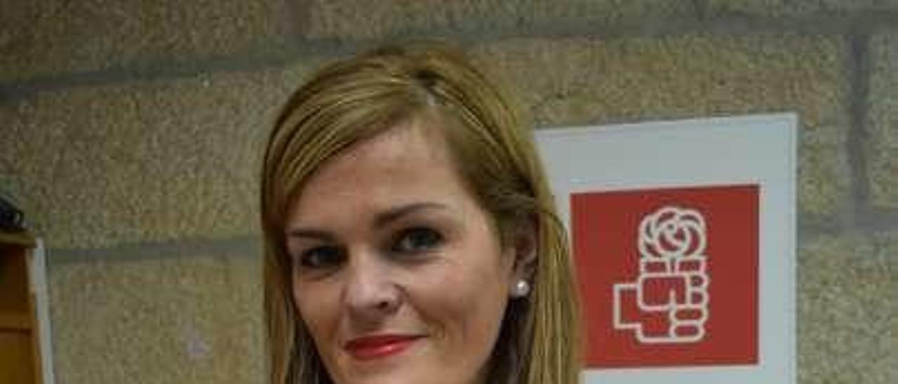 La alcaldesa Digna Rivas. // FdV