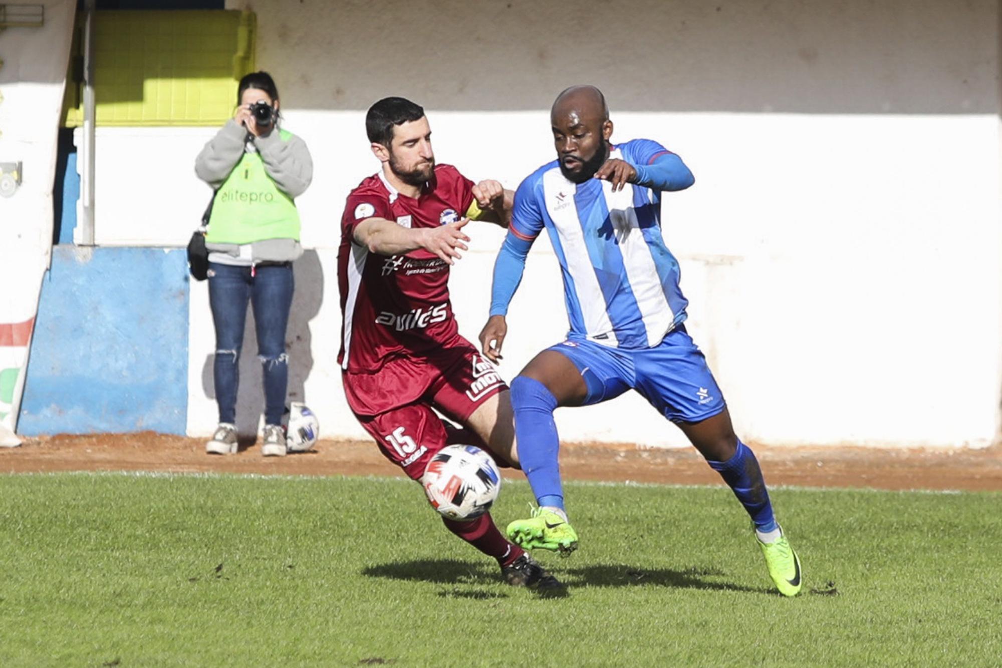 Real Avilés-Avilés Stadium en el Suárez Puerto (3-0)