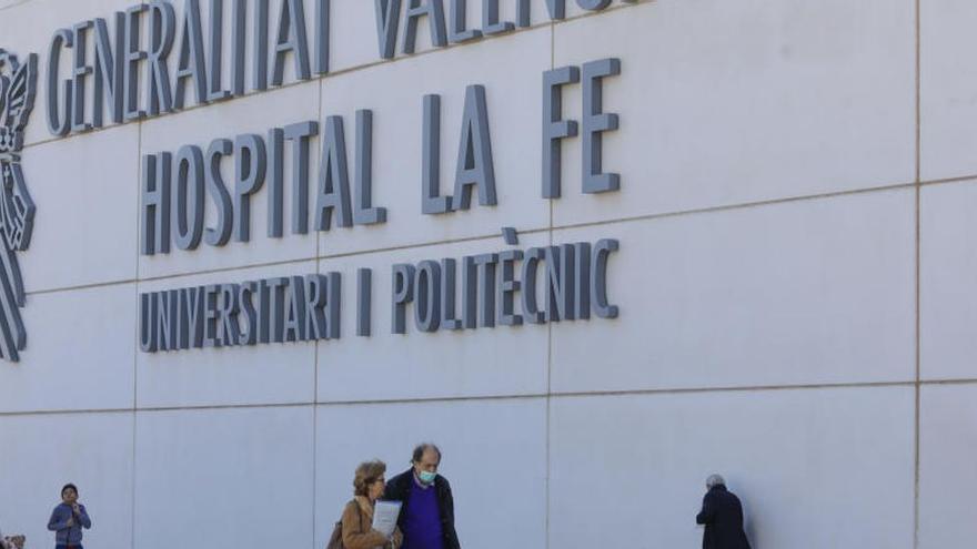El bebé de Valencia sufrió las lesiones en el omóplato y en el cráneo en dos fechas distintas