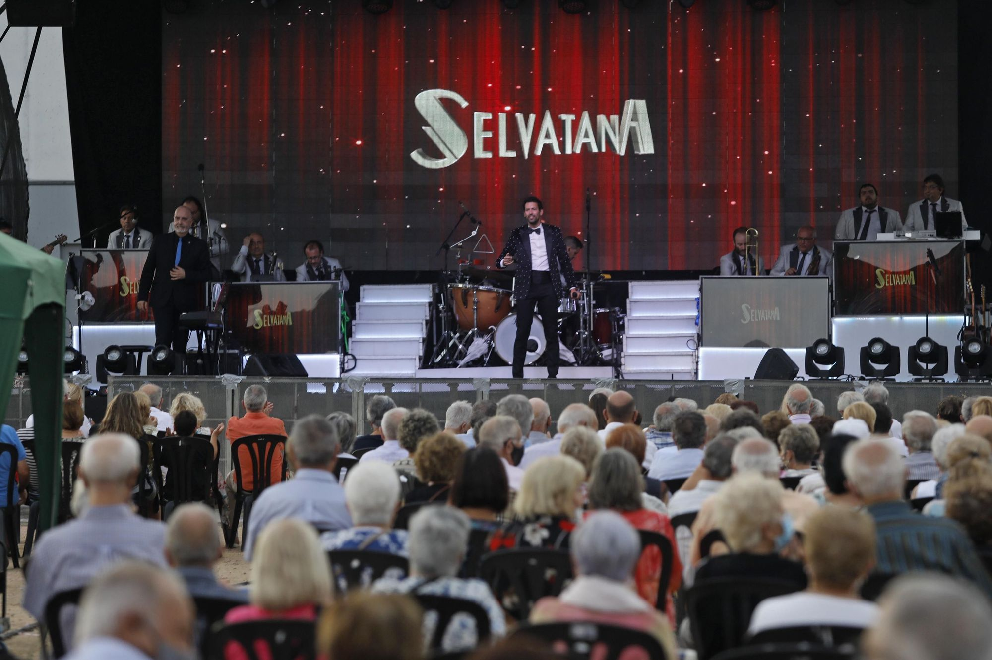 L'Orquestra Selvatana tanca el cap de setmana de Festa Major a Sarrià de Ter