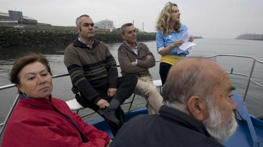 Los paseos en barco por la ría, al borde del cierre por la falta de turistas