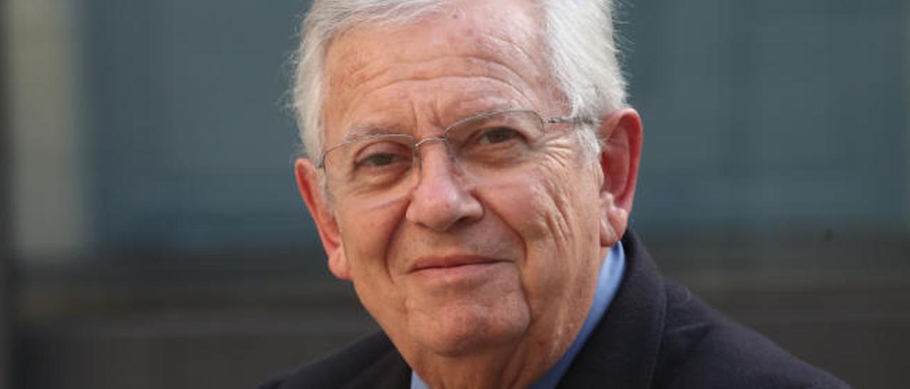 Fernando Jáuregui, escritor del libro 'Los abogados que cambiaron España'.