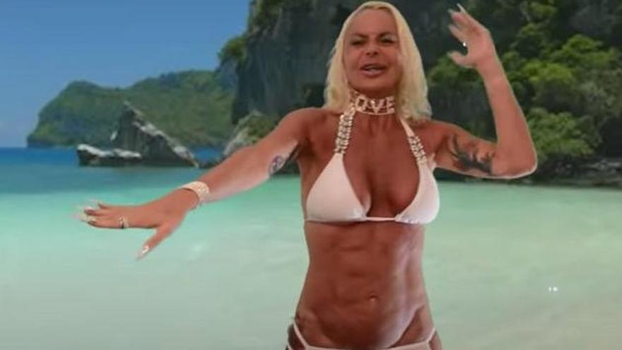 Leticia Sabater saca su nuevo vídeo: 'Vete pal carajo tra tra'