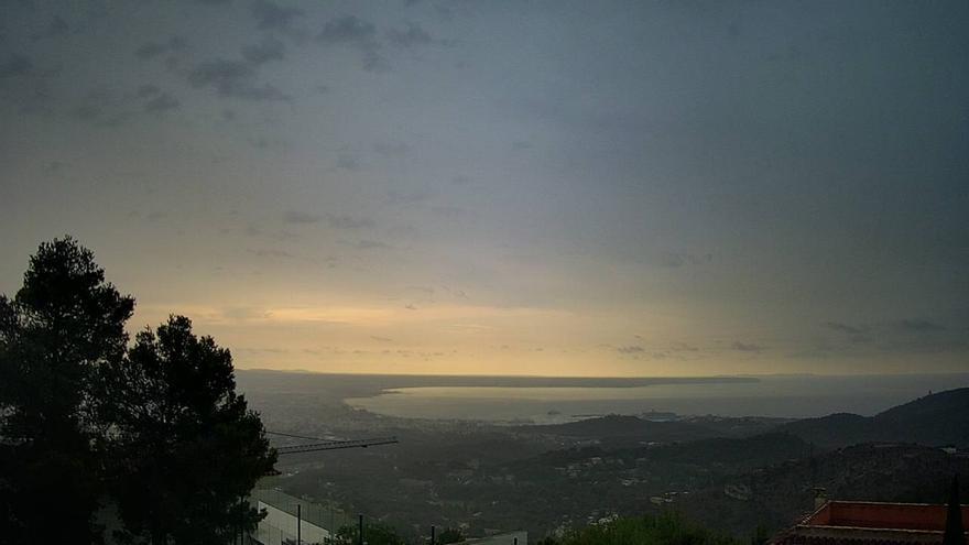 Wetter: Mallorca startet mit Warnstufe Orange in die neue Woche