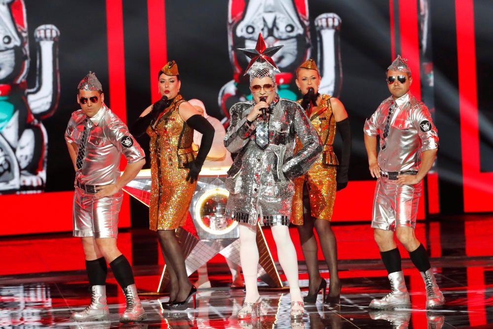 Verka Serduchka, en Eurovisión 2019
